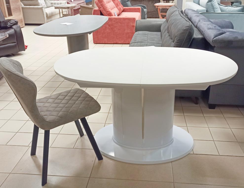 KP prailginamas pietų stalas